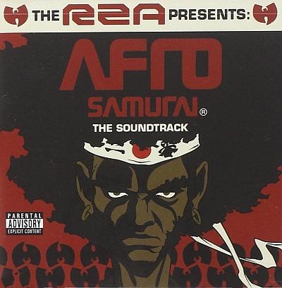 Afro Samurai – Japanische Manga Serie mit Soundtrack von RZA
