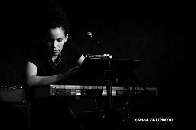 Xenia Rubinos @ Monarch 4