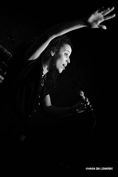 Xenia Rubinos @ Monarch