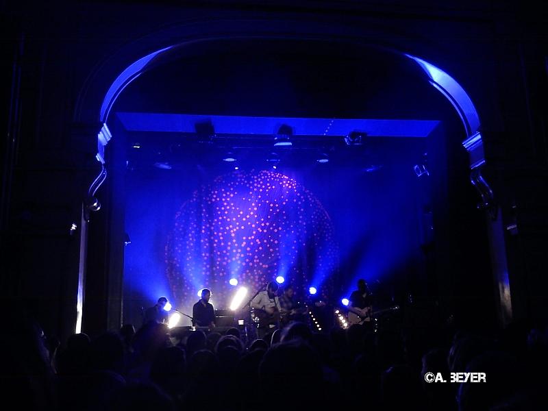 Midlake Konzert Berlin @Heimathafen