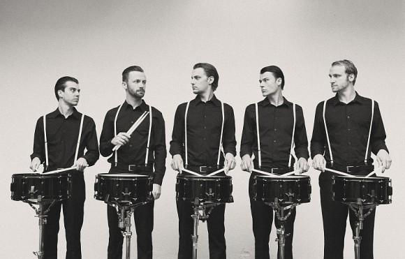 Vorgestellt: Schlagzeugmafia