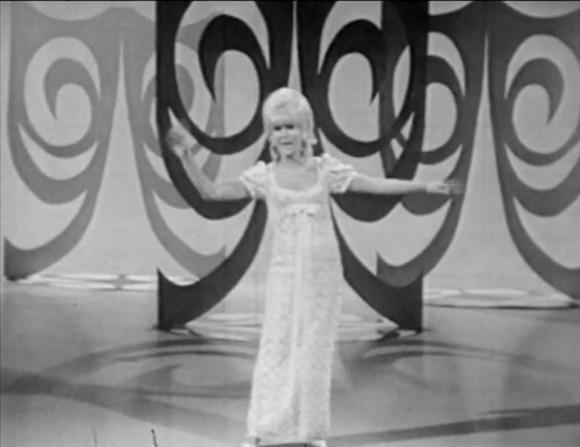 Ausschnitt aus dem Video Dusty Springfield