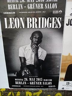 "Read more about the article Entdeckung des Tages – ""Coming Home"" (Song) von Leon Bridges"