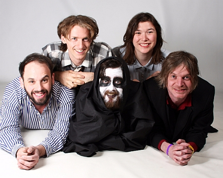 The Burning Hell Band Kanada
