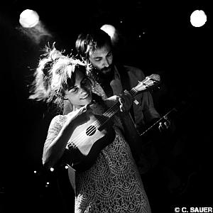 Lola Marsh live im Comet Club Berlin