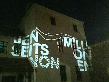Jenseits von Millionen Festival