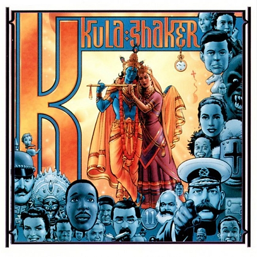"Unvergessen – Kula Shakers Album ""K"""
