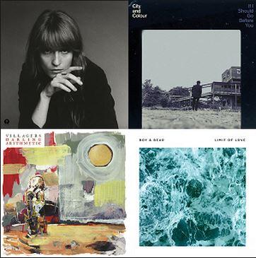 Die besten Konzerte und Alben 2015 inklusive Playliste