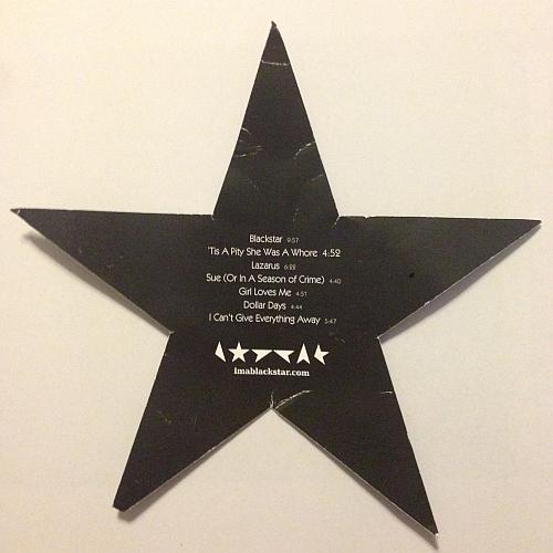 """Neues Album """"★"""" von David Bowie"""