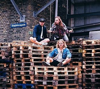Konzert-Tipp: LSD on CIA   Hedonist Thrash Rock aus Kopenhagen