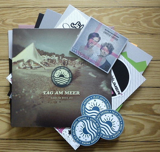 Vinylpaket Tag am Meer Festival