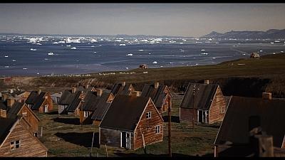 Nedlagt Dorf Grönland
