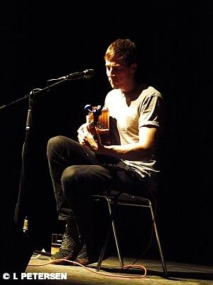 Charlie Cunningham live in Leipzig Foto: MUSIKMUSSMIT