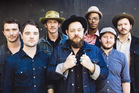 Nathaniel Rateliff & The Night Sweats Pressebild