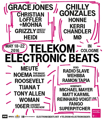 Read more about the article Grandioses Line-Up: Electronic Beats Festival in Köln | Gästelistenplätze