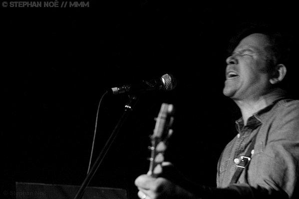 Grant-Lee Phillips live im Monarch Berlin MUSIKMUSSMIT Foto Stephan Noe