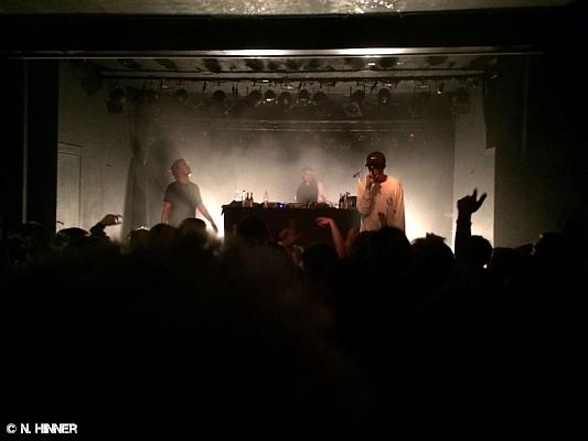 LGoony & Crack Ignaz live in Dresden Konzertbericht MUSIKMUSSMIT