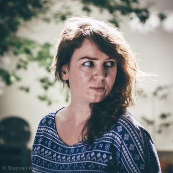 Anna Morley Interview Hausbesuch MUSIKMUSSMIT Foto: Stephan Noe