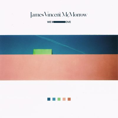 James Vincent McMorrow We Move Albumcover Live Termine Deutschland