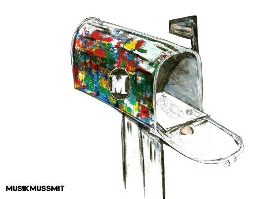 Musik aus der Postbox MUSIKMUSSMIT Musik entdecken