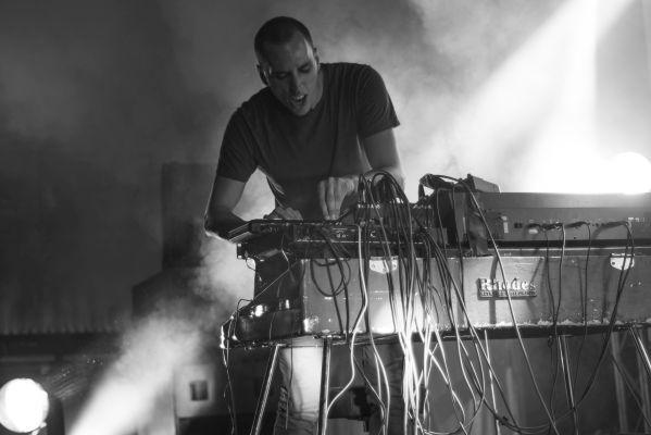 Martin Kohlstedt live Foto Peter Runkewitz
