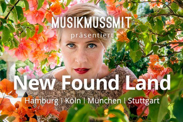 Read more about the article Wir präsentieren: New Found Land auf Tour | Gästelistenplätze