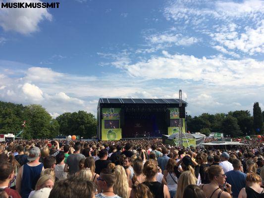 Review: Juicy Beats Festival mit Deichkind, Irie Revoltés, 257ers uvm.