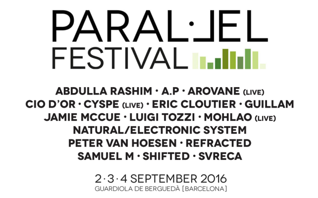Parallel Festival Barcelona