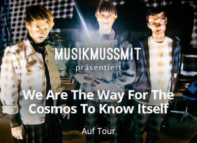 Read more about the article Wir präsentieren: WATWFTCTKI im April auf Tour   Gästelistenplätze
