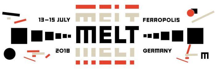 Melt! Festival 2018 Line Up