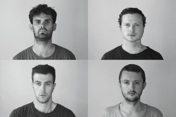 Portico Quartet Konzerte 2018 Pressefoto