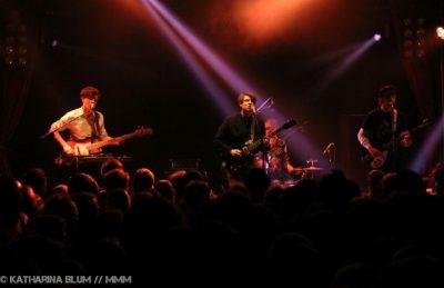 Konzertbericht: Oum Shatt live im Lido Berlin