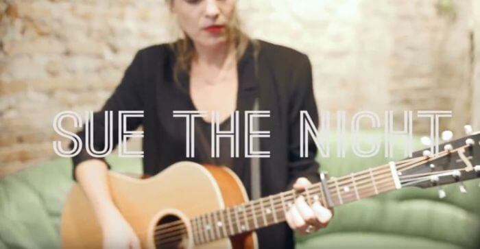 Sue The Night Video MUSIKMUSSMIT
