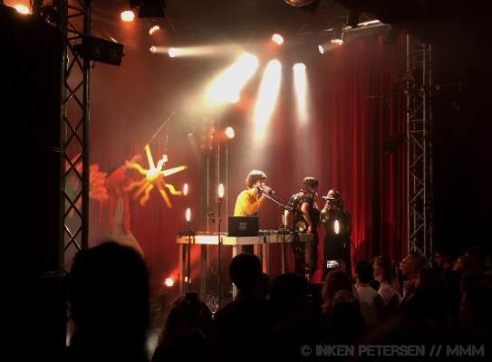 Cosmo Sheldrake live in Berlin Konzertbericht MUSIKMUSSMIT