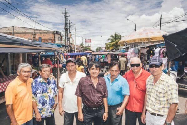Los Wembler´s de Iquitos live in Berlin 2018