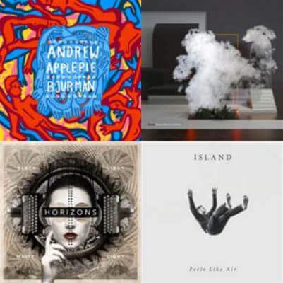 Musik Entdeckungen im April und März 2018 MUSIKMUSSMIT