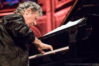 Spannung, Spiel und jede Menge Jazz: Chick Corea live in Berlin