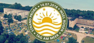 Read more about the article Schön elektronisch – Tag am Meer Festival auf Rügen 2018 | Vinylverlosung