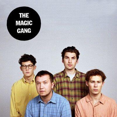 Newcomer-Alarm: The Magic Gang aus England   Tourdaten