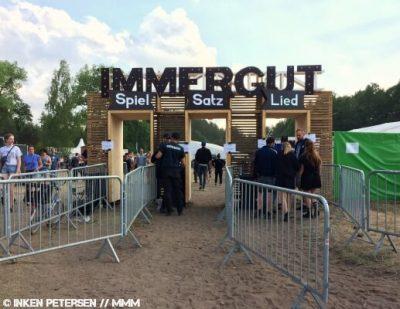 Read more about the article Spiel, Satz, Lied – So erlebten wir das Immergut Festival 2018