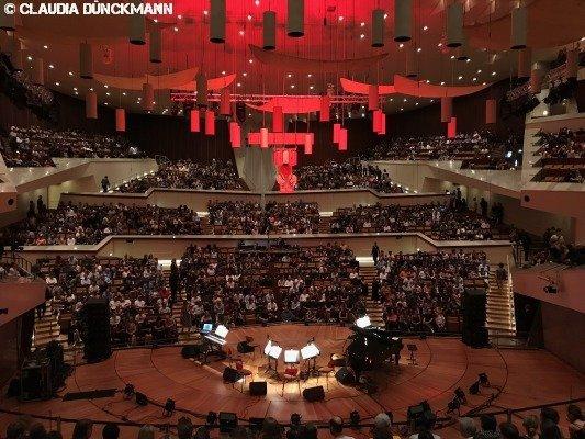 Max Richter live in der Philharmonie MUSIKMUSSMIT