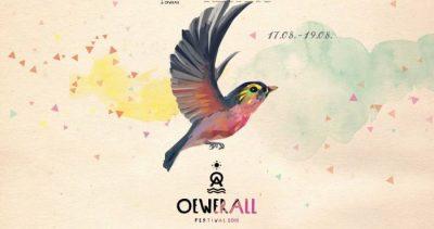 Schön idyllisch: Oewerall Festival nahe der Uckermark | Tickets gewinnen!