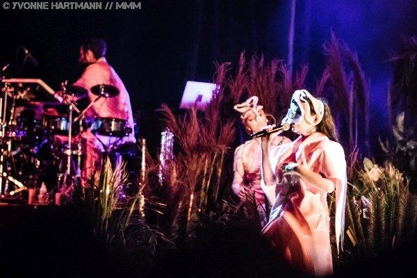Primavera Sound 2018 Fotos und Bericht MUSIKMUSSMIT Björk