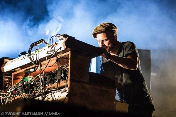 Primavera Sound 2018 Fotos und Bericht MUSIKMUSSMIT Nils Frahm