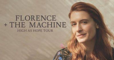 Read more about the article Die Königin hat gerufen: Florence + The Machine 2019 auf Tour