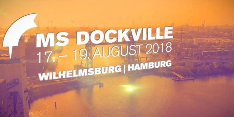 MS Dockville Festival Hamburg 2018 Line Up