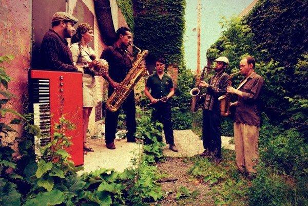 Souljazz Orchestra Pressebild