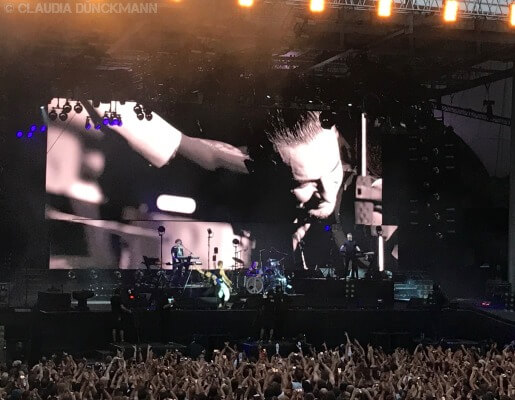 Depeche Mode Konzert Berlin Review MUSIKMUSSMIT