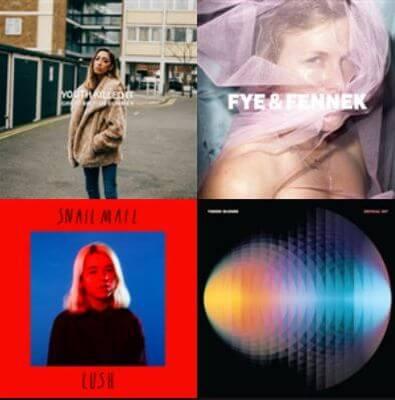Musik Entdeckungen Juni und Juli 2018 neue Alben MUSIKMUSSMIT