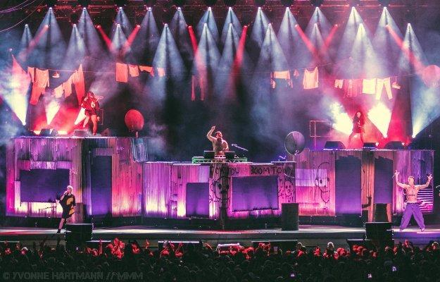 Die Antwoord live in Berlin Konzertbericht MUSIKMUSSMIT